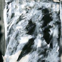blanc noir fond