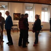 VOGELMENSCHEN Exposition Kreisgalerie Dahn Allemagne