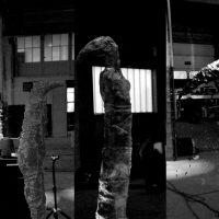 Mes sculptures dans un clip vidéo du groupe KLÀNG